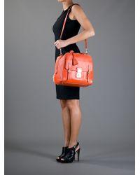Dolce & Gabbana Orange Box Bag