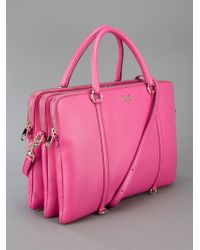 Dolce & Gabbana Pink Holdall Bag