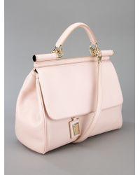 Dolce & Gabbana Pink Shoulder Bag