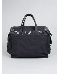 Dries Van Noten Black Tote Bag