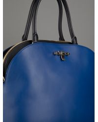 Givenchy | Blue New Line Bag | Lyst