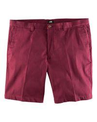 H&M Purple Shorts for men