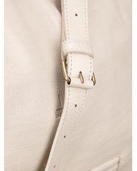 Jérôme Dreyfuss White Shoulder Bag