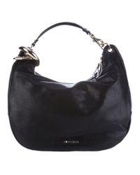 Jimmy Choo Black Solar L Bag
