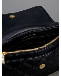 Marc Jacobs Black Quilted Bag