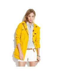 Madewell Yellow Penfield Vassan Mountain Parka