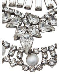 DANNIJO   Blue Risley Antique Necklace   Lyst