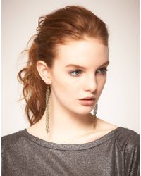 Cheap Monday Metallic Dimension Earring