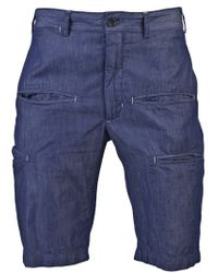 Engineered Garments Blue Ligthweight Denim Clothes for men