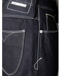 Garbstore Blue Reeve Type Iii Jeans for men
