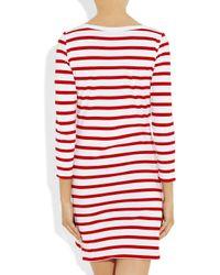 JOSEPH Red Sally Dress