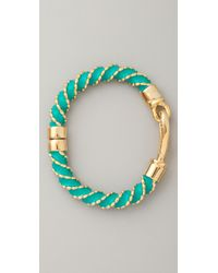 Rachel Leigh | Blue Singita Eternity Bracelet | Lyst