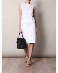 Max Mara Studio | Gray Bosh Dress | Lyst