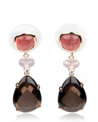 Antonini - Black Portocervo Earrings - Lyst