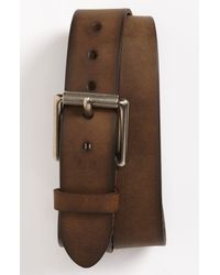 Bed Stu | Brown Nomad Classic Leather Belt for Men | Lyst