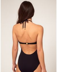 Whistles - Black Elle Swimsuit - Lyst