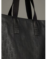 Dior Homme - Black Shopper Bag for Men - Lyst