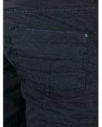 CoSTUME NATIONAL Black Skinny Fit Jeans for men
