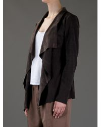 Dacute Brown Kashir Jacket