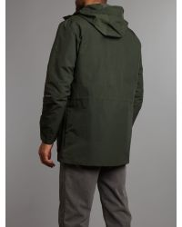 Fred Perry | Green Mountain Parka for Men | Lyst