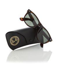 Ray-Ban Brown Rayban Sunglasses for men