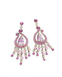 Aftershock | Pink Pela Earrings | Lyst