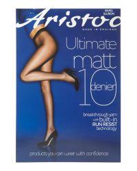 Aristoc Blue 10 Den Matt Tights