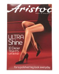 Aristoc Natural 10 Den Matt Tights