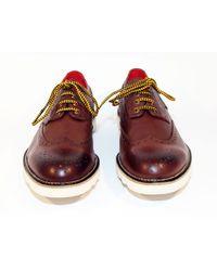 Beck & Hersey Brown Royal Brogue Shoe for men