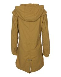 Bench Green Milo Jacket