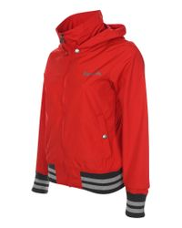 Bench Red Campus Jacket