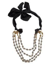 Day Birger et Mikkelsen Gray Night Special Necklace