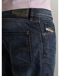 DIESEL Blue Rombee 886s Slim Fit Jeans for men