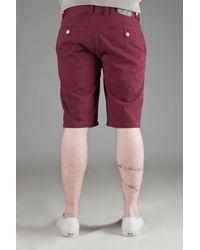 Fly 53 Gray Wardlaw Shorts for men
