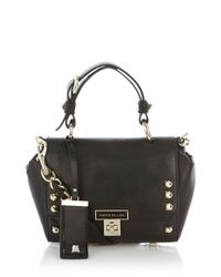 Karen Millen | Black Fun Studs Bag | Lyst