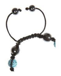 Mikey | Blue Shamble Bracelet | Lyst