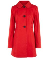 Oasis Red Molly Mac