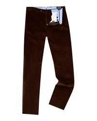 Polo Ralph Lauren Brown Preppy Cord Trousers for men