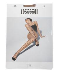 Wolford | Natural Lisa Tights | Lyst