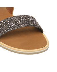 Carvela Kurt Geiger Brown Kook Sandals