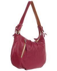Hobo International | Purple Hobo Looking Up Shoulder Bag | Lyst