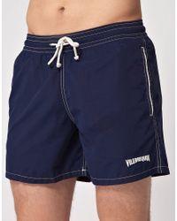 Vilebrequin | Blue Vintage Swim Short for Men | Lyst