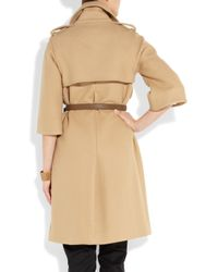 Bottega Veneta | Beige Intrecciato Leather Belt | Lyst