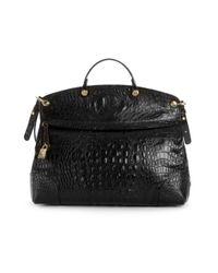 Furla   Black Piper Leather Cartella   Lyst