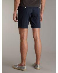 Lyle & Scott Blue Bermuda Shorts for men