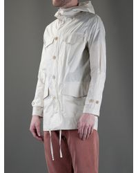 Our Legacy Natural Cloud Jacket for men