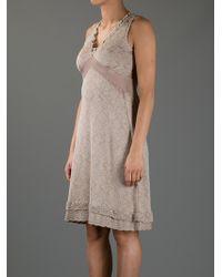 Odd Molly Metallic Knitted Dress