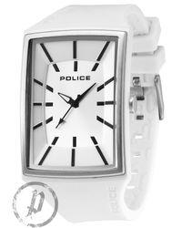 Police White Vantage X for men