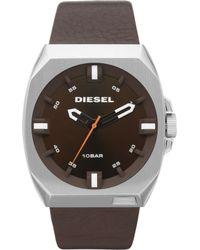 DIESEL - Brown Nsbb Watch  for Men - Lyst