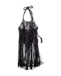 H&M | Black Halter-neck Top | Lyst